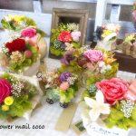 4/22【cafe IROHA de ハトコネイベント】Flower mail coco