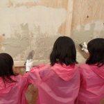 5月27日ハトコネイベントvol.7で シラス壁塗り体験開催!