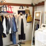 ハンドメイド品販売 cloth×biyoriメニュー:ハトコネサロン初芝7月