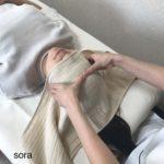 「プライベートサロン空」ハトコネサロン初芝11月メニュー